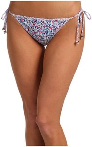 Marc by Marc Jacobs Marc by Marc Jacobs Reversible Folly Floral and Tutti Frutti String Bikini Bottom