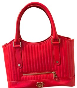 Ted Baker Satchel in red