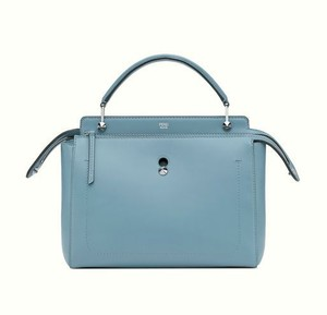 Fendi Satchel in Blue Grey
