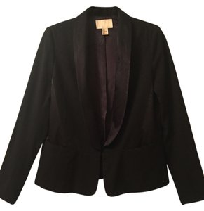 H&M Cocktail Formal Night Out Dressy Chic Black Blazer