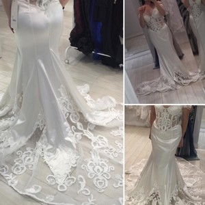 Tarik Ediz G1145 Wedding Dress