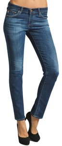 AG Adriano Goldschmied Stilt Skinny Stretchy Skinny Jeans-Medium Wash