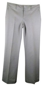 Banana Republic Trouser Pants Gray White