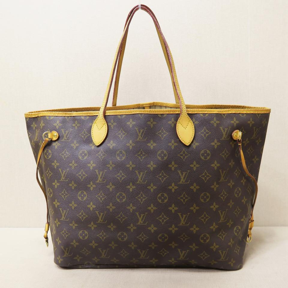 louis vuitton neverfull gm shoulder bag shoulder bags on sale. Black Bedroom Furniture Sets. Home Design Ideas