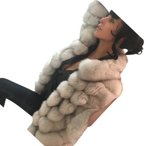 Cassi Royal Paris Fur Coat