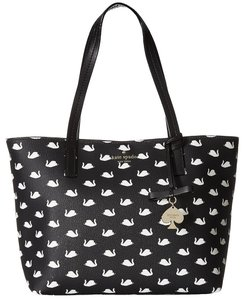 Kate Spade Shoppers Tote in Black