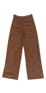 Missoni Multi Colored High Waisted Pants