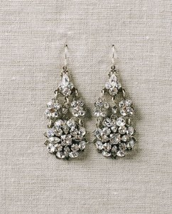 Sara Gabriel Veiling & Headpieces Hazel Earrings