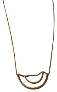 Madewell Cloud gold necklace