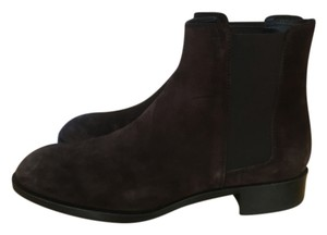 Tod's Chelsea Brown Boots