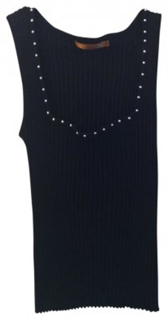 Preload https://item4.tradesy.com/images/belldini-black-thick-sweater-tank-topcami-size-10-m-20358-0-0.jpg?width=400&height=650