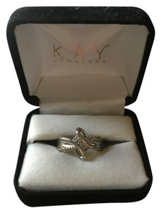 Kay Jewelers Diamond and white Gold ring