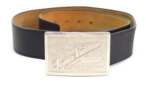 Louis Vuitton Traveling Requisites Men's Belt Size 38 / 95