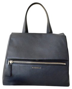 Givenchy Leather Pandora Flap Shoulder Bag