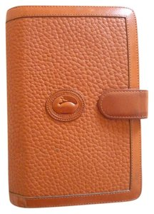 Dooney & Bourke Vintage Dooney and Bourke Agenda All Weather Leather Planner