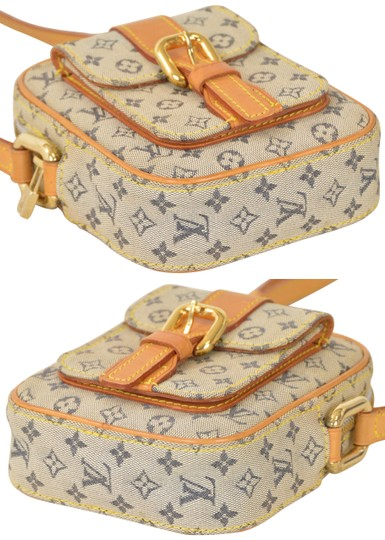 Louis Vuitton Monogram Shoulder Juliette Cross Body Bag