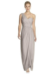 Dessy Taupe Dessy Collection Style 2905 Dress