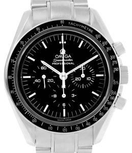 Omega Omega Speedmaster 42mm Steel Manual Winding Moon Watch 3570.50.00