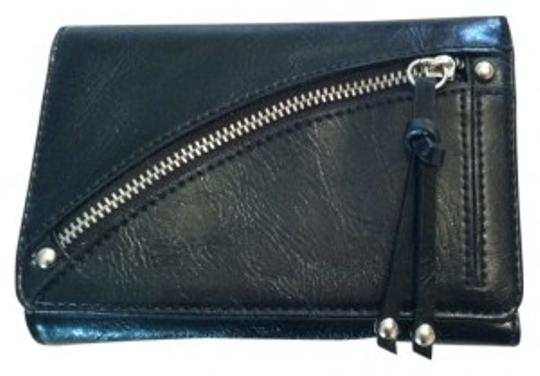 Preload https://item5.tradesy.com/images/nine-west-black-leather-with-silver-studs-wallet-20359-0-0.jpg?width=440&height=440