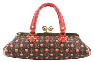 Louis Vuitton Sac Limited Edition Satchel