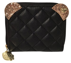 Betsey Johnson NWT Luv Betsey Quilted Mini Wallet