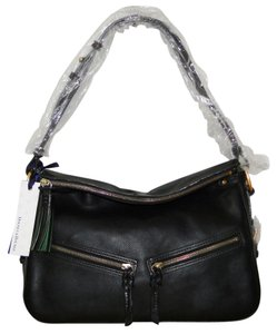 Dooney & Bourke East/west Zip Sac Florentine Leather Hobo Bag