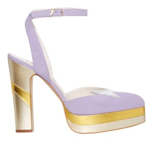 Nasty Gal Direction Heels Platforms