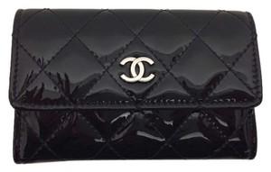 Chanel Card Holder with Flap