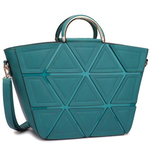 Other Large Handbags Classic Handbags Vintage The Treasured Hippie Tote in Turquoise