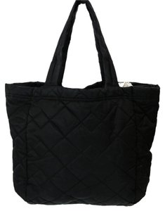 Marc Jacobs Quilted Tote in Black