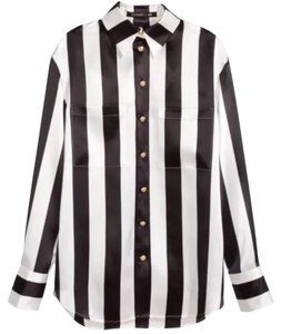 Balmain x H&M Button Down Shirt