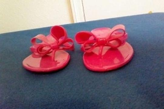 Dizzy hot pink Sandals