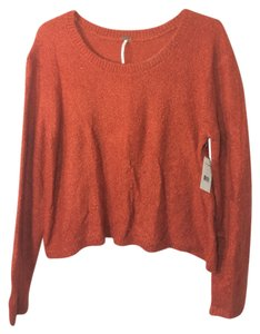 Free People Color-blocking Bright Sweater