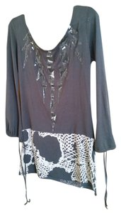 AnM Tryst Menswear Chains Tunic