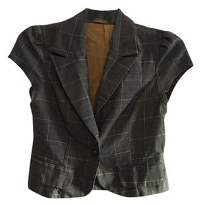 Forever 21 21 Office Night Out Grey Blazer
