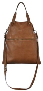 Pietro Alessandro Womens Leather Purse Handbag Satchel in Brown