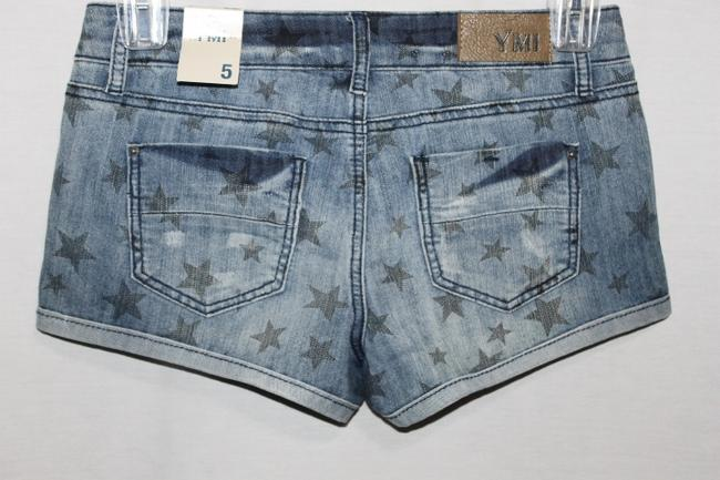 YMI Jeans Mini/Short Shorts Denim Blue