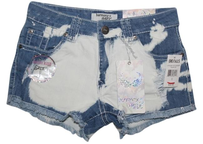 Preload https://item3.tradesy.com/images/harmony-and-havoc-bleached-new-with-tags-distressed-minishort-shorts-size-4-s-27-2036042-0-0.jpg?width=400&height=650