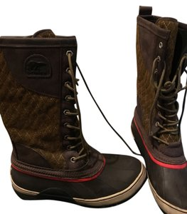 Sorel Winter Snow Cold Weather brown Boots