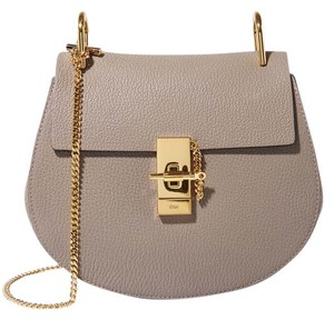 Chloé Drew New Small Leather Chain Shoulder Bag