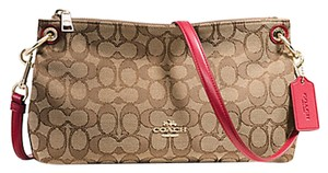 Coach Signature F55663 Cross Body Bag