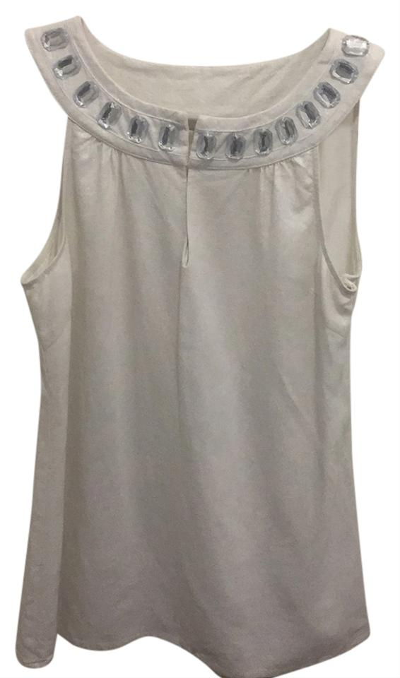 eed38c65fd69 Joie Cream 900734 Night Out Top Size 8 (M) - Tradesy