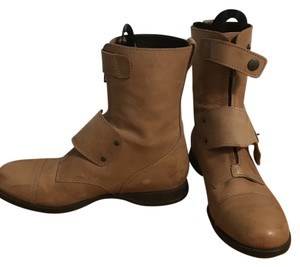 Hogan Tan Boots