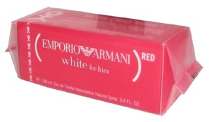 Giorgio Armani EMPORIO ARMANI WHITE FOR HIM 100 ml- 3.4 oz EDT Spray