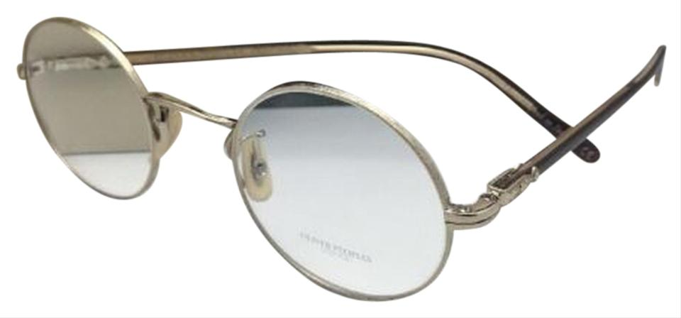 ec2363cad3d Oliver Peoples New OLIVER PEOPLES Eyeglasses OVERSTREET OV 1190 5035 46-22  Gold Frame Image ...
