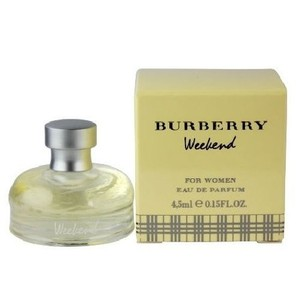 Burberry Burberry Weekend for Women 0.15 oz EDP Perfume for Women New In Box