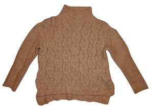 H&M Oversize Wool Blend Knitted Turtle Neck Sweater