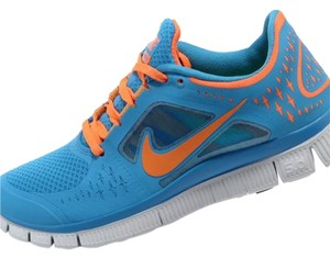 Nike Blue/Orange Athletic