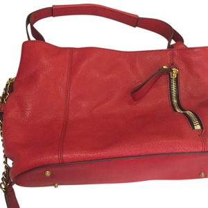 orYANY Satchel in red
