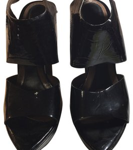 Marni black Platforms